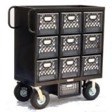9-Crate Set Box Mini Cart <br />SB-09 MINI